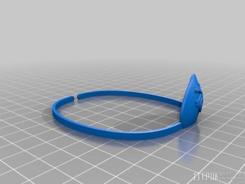 个性化骷髅头 3D模型  图11