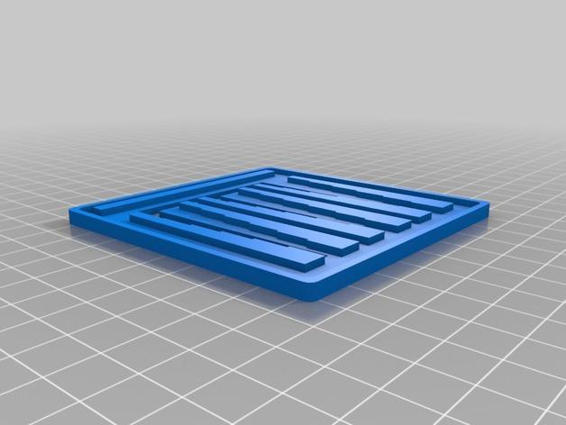 Panex拼图 3D模型  图3