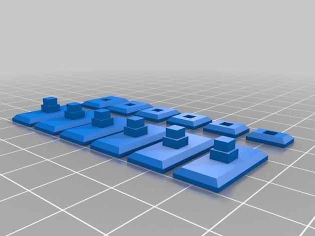 Panex拼图 3D模型  图4