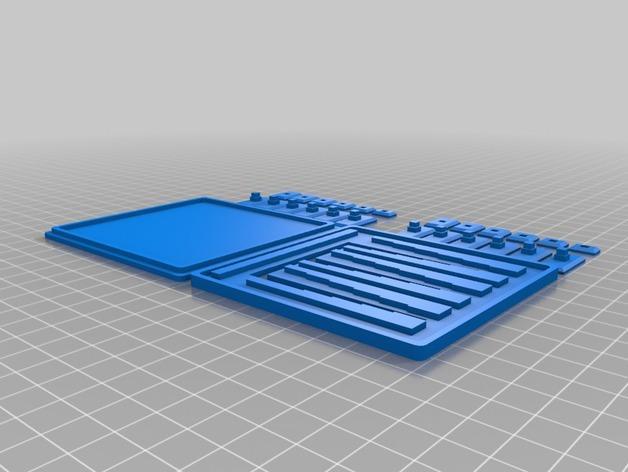 Panex拼图 3D模型  图6