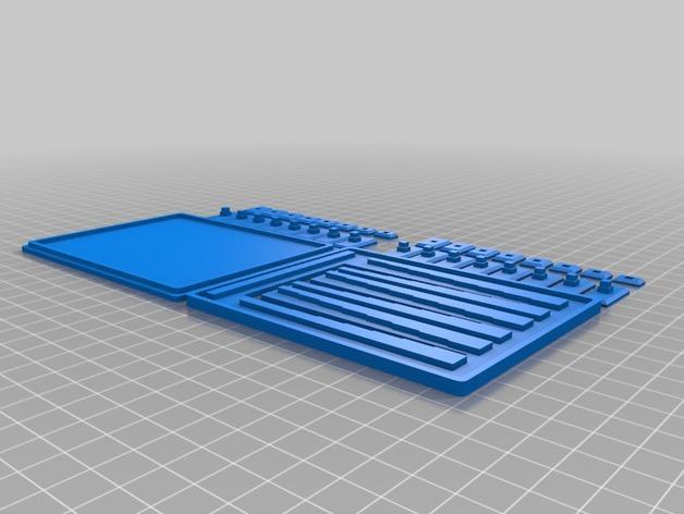 Panex拼图 3D模型  图7