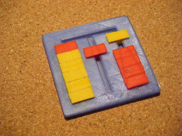 Panex拼图 3D模型  图9