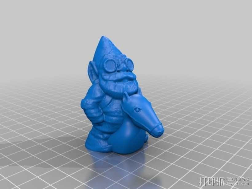 精灵象棋 3D模型  图5