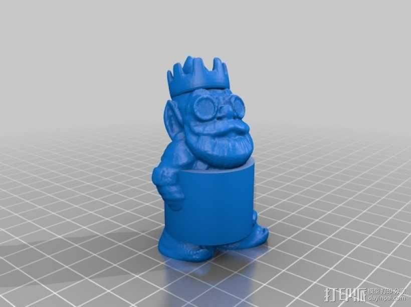 精灵象棋 3D模型  图7