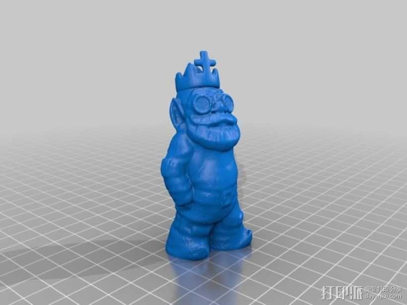 精灵象棋 3D模型  图10