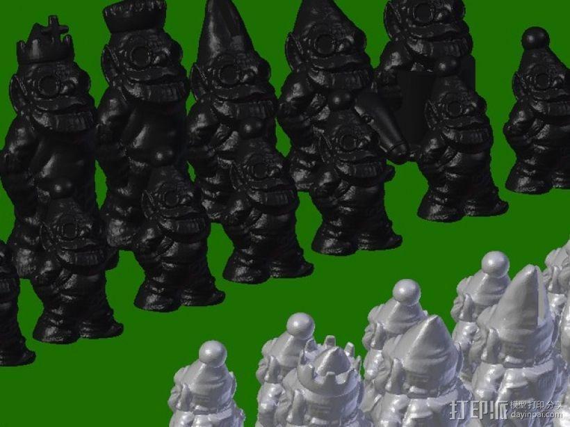 精灵象棋 3D模型  图11