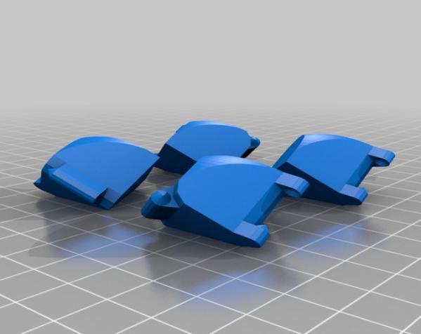 可折叠立方体 3D模型  图4