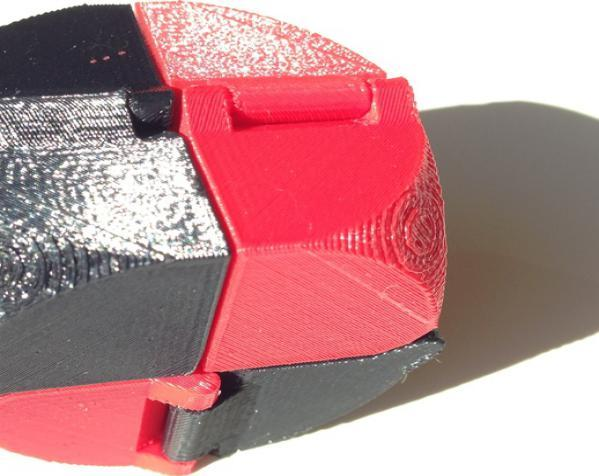 可折叠立方体 3D模型  图2