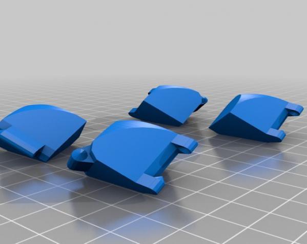 可折叠立方体 3D模型  图5