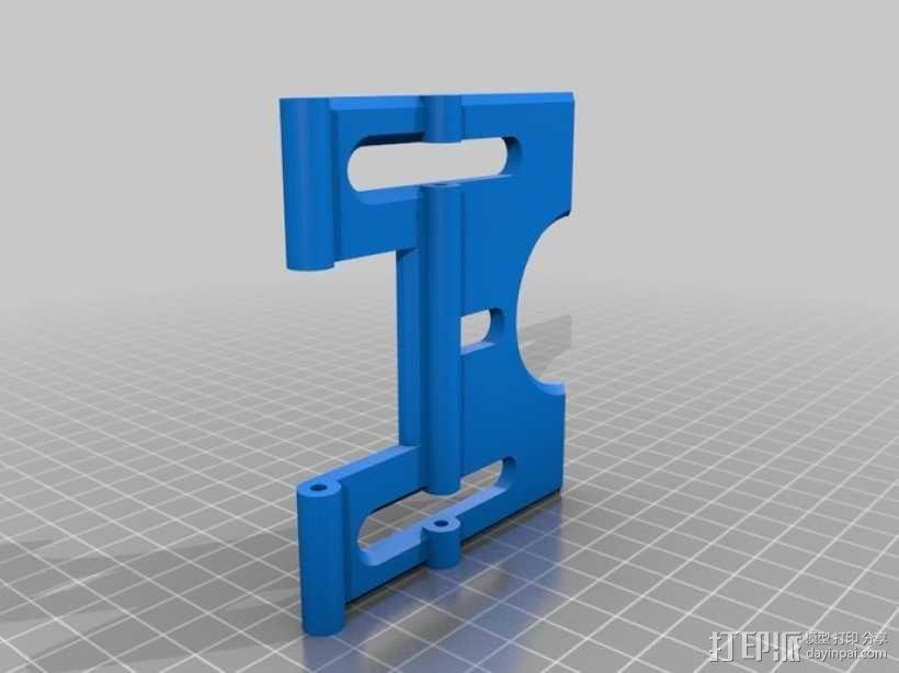 手动洗牌装置 3D模型  图10