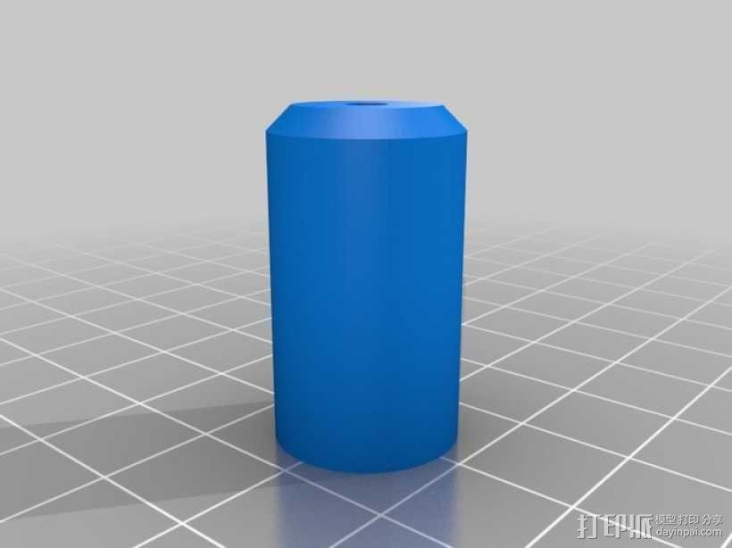 手动洗牌装置 3D模型  图11