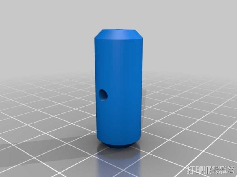 手动洗牌装置 3D模型  图14