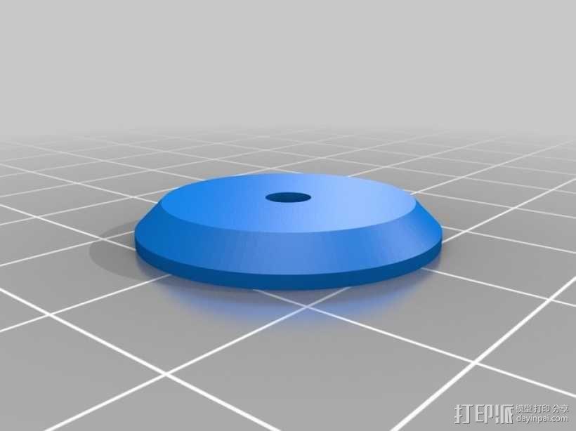 手动洗牌装置 3D模型  图15