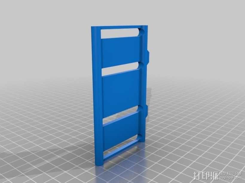手动洗牌装置 3D模型  图16