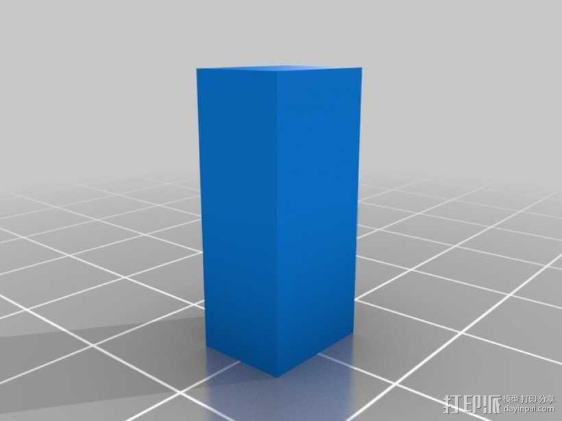 迷你任天堂娱乐装置 3D模型  图9