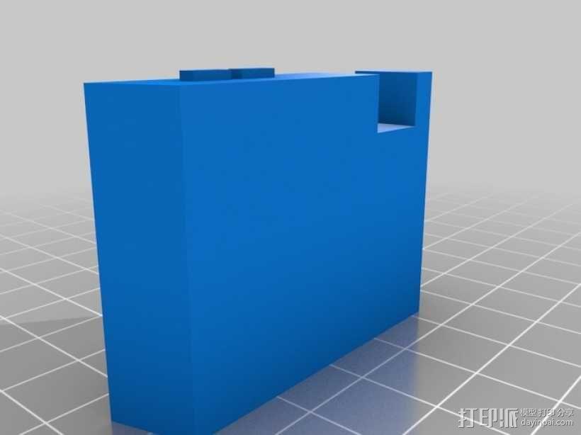 迷你任天堂娱乐装置 3D模型  图8