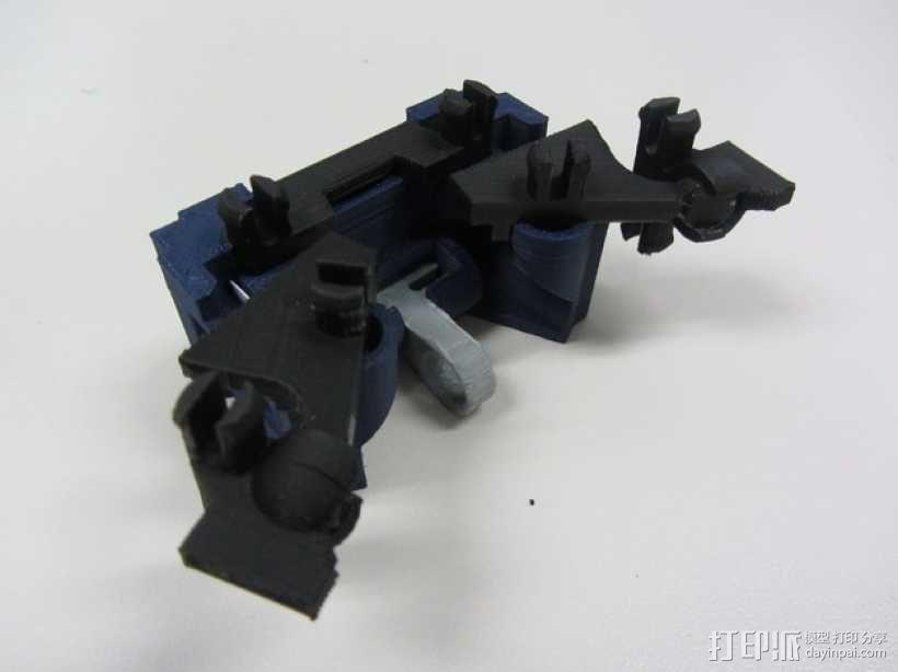 变形金刚V2 3D模型  图14