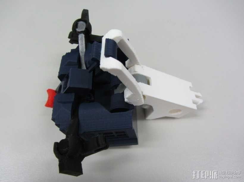 变形金刚V2 3D模型  图19