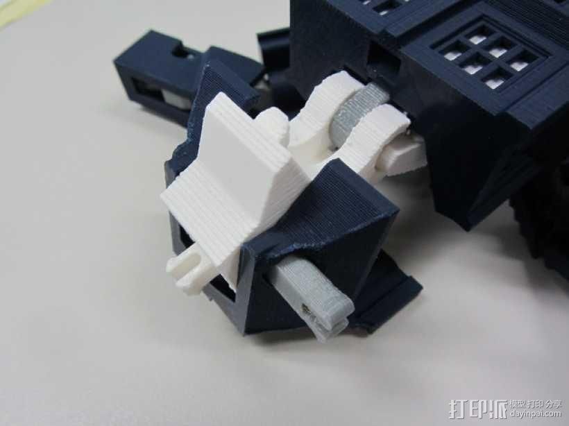 变形金刚V2 3D模型  图28