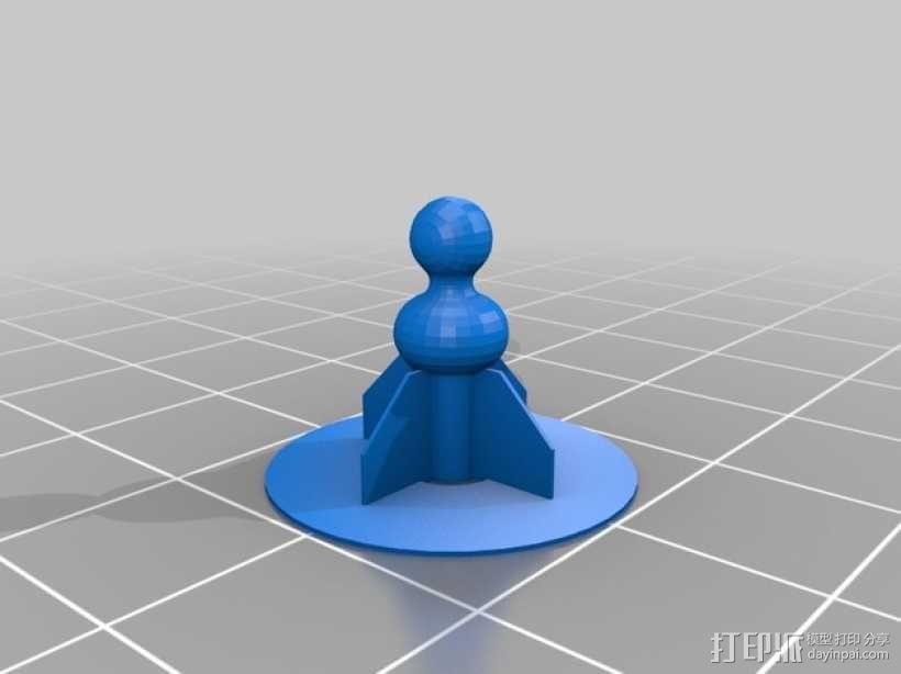 变形金刚V2 3D模型  图53