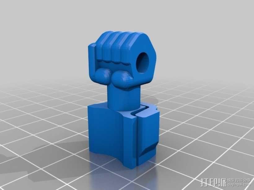 变形金刚V2 3D模型  图56