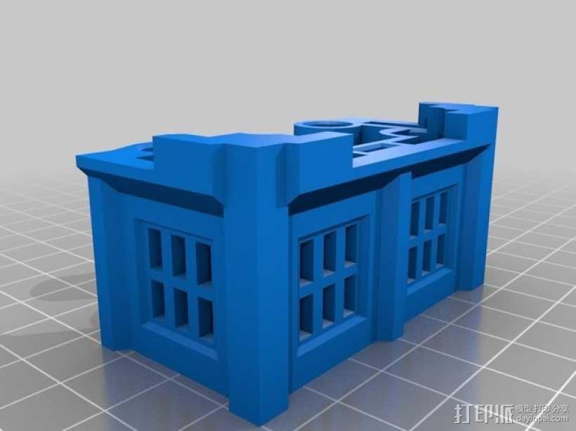 变形金刚V2 3D模型  图58