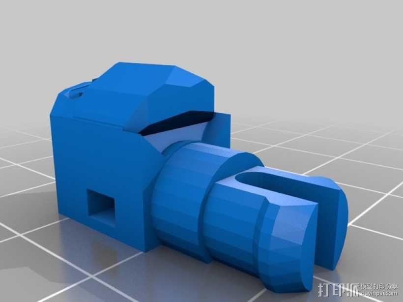 变形金刚V2 3D模型  图63