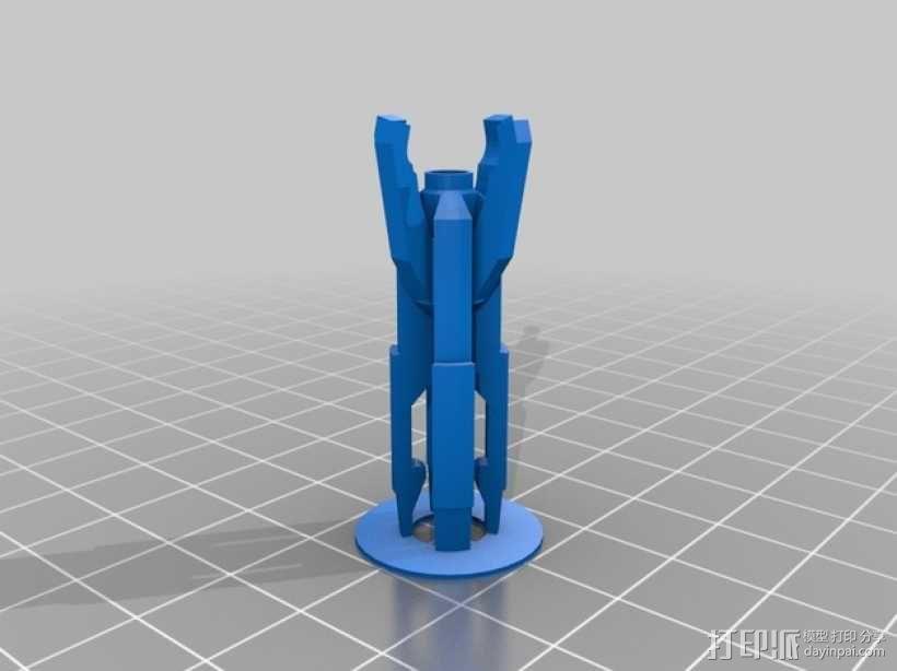 变形金刚V2 3D模型  图70