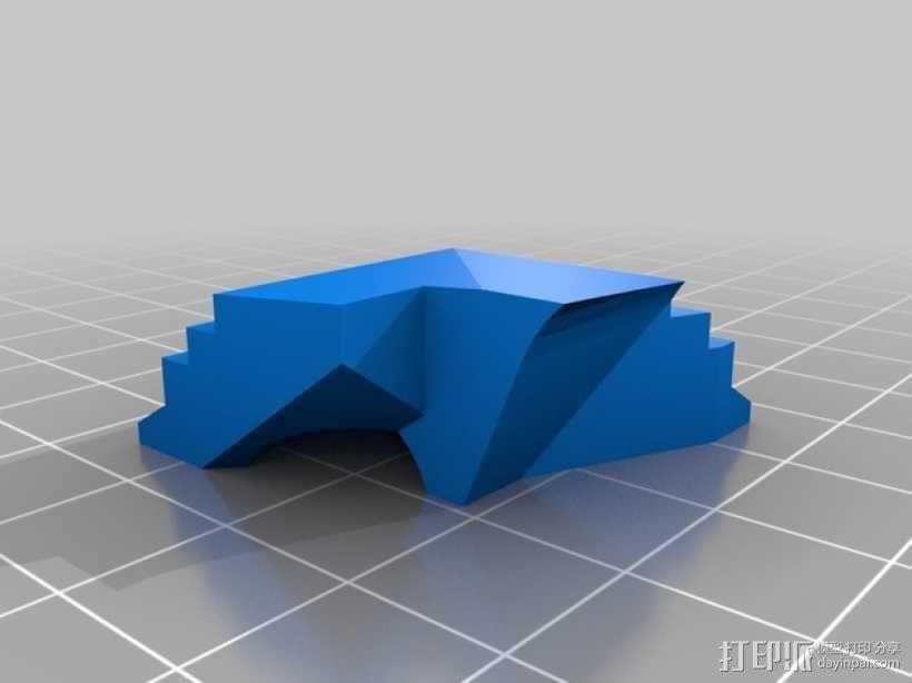 变形金刚V2 3D模型  图76