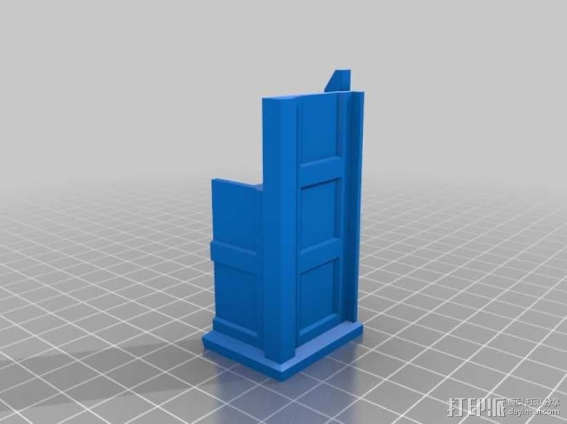 变形金刚V2 3D模型  图77