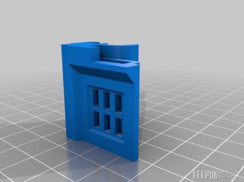 变形金刚V2 3D模型  图79