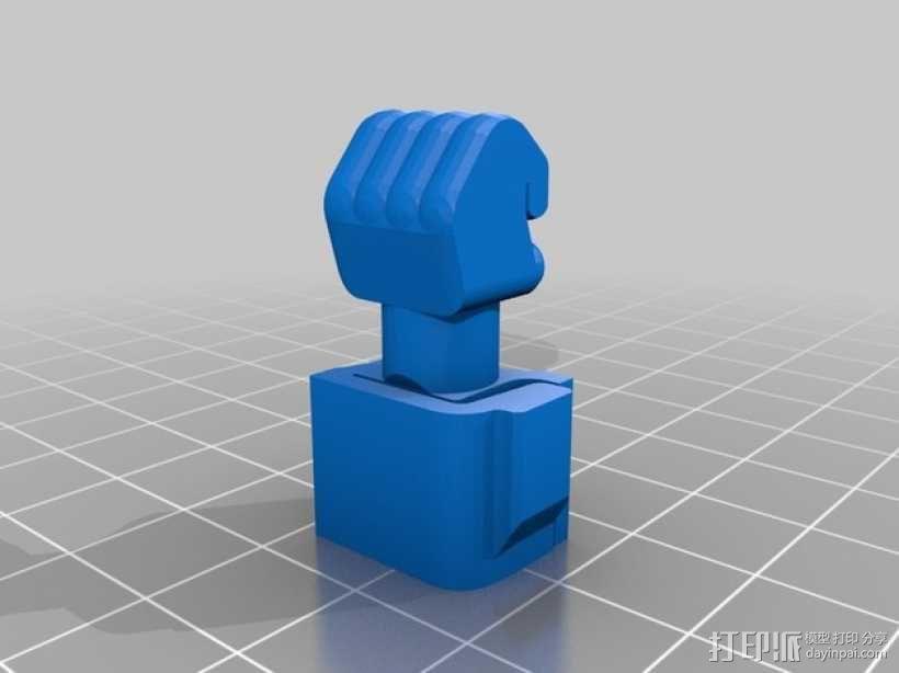 变形金刚V2 3D模型  图87