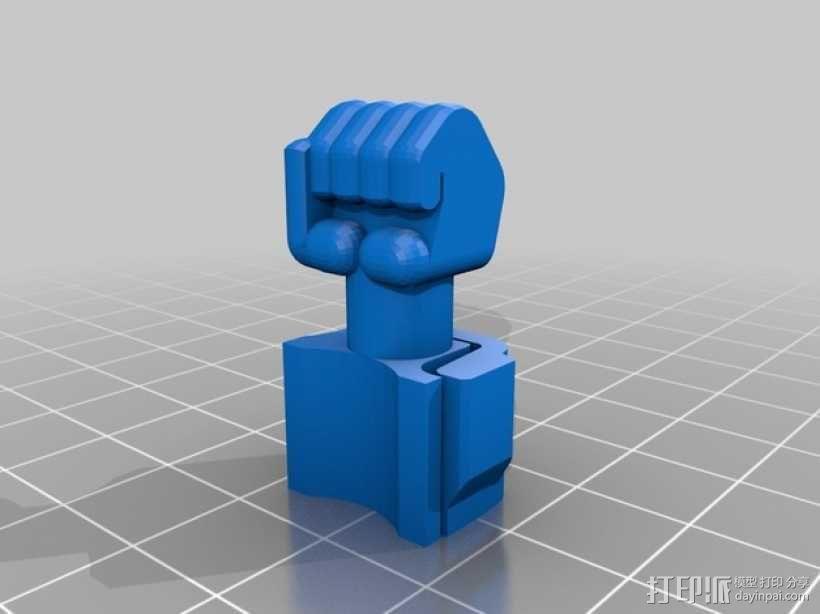 变形金刚V2 3D模型  图90