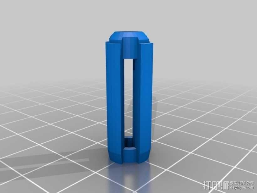 变形金刚V2 3D模型  图93