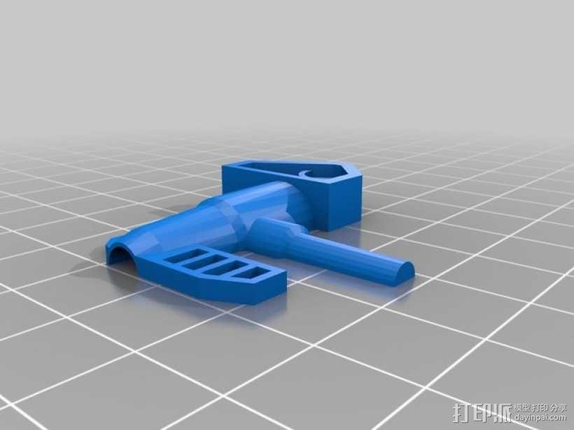 变形金刚V2 3D模型  图95