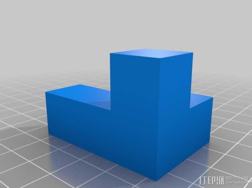 拼装立方体 3D模型  图4