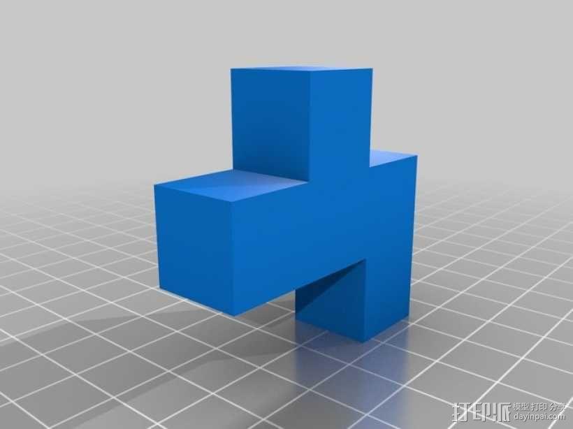 拼装立方体 3D模型  图5