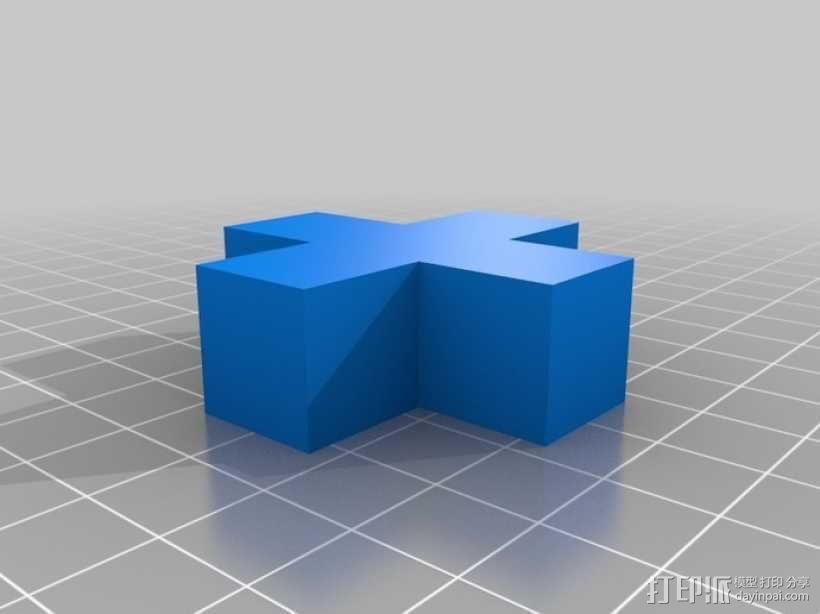拼装立方体 3D模型  图6