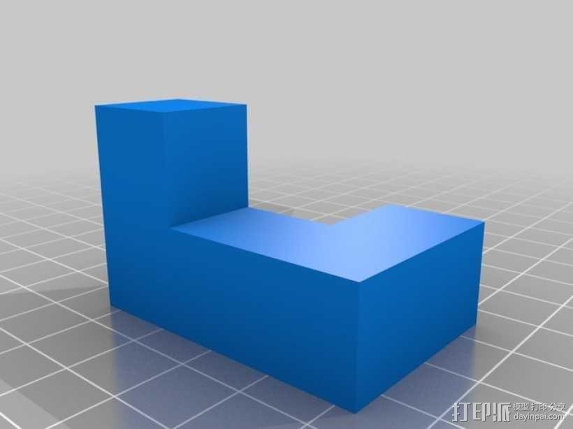 拼装立方体 3D模型  图9