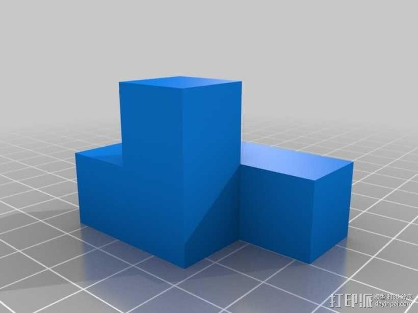 拼装立方体 3D模型  图10