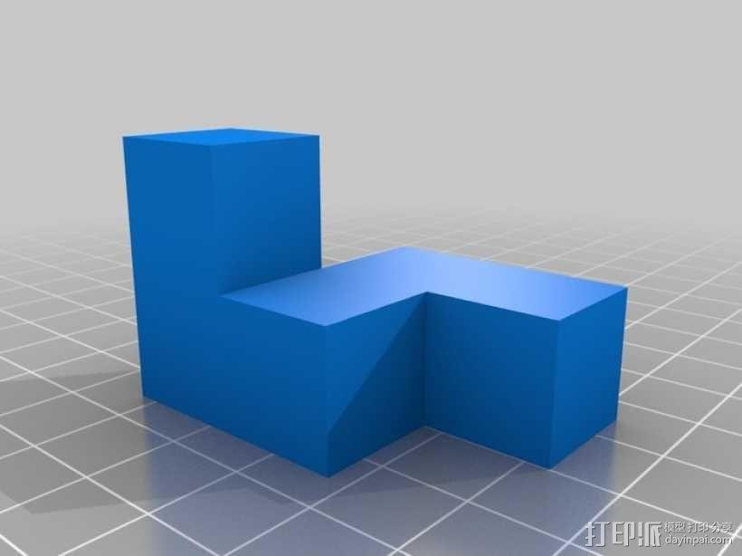 拼装立方体 3D模型  图13