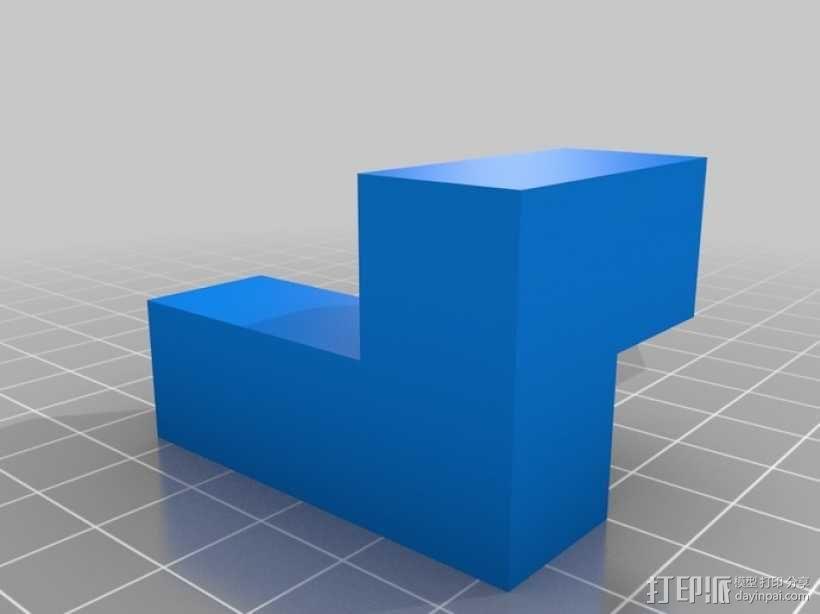 拼装立方体 3D模型  图14