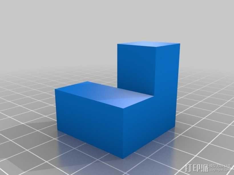 拼装立方体 3D模型  图15