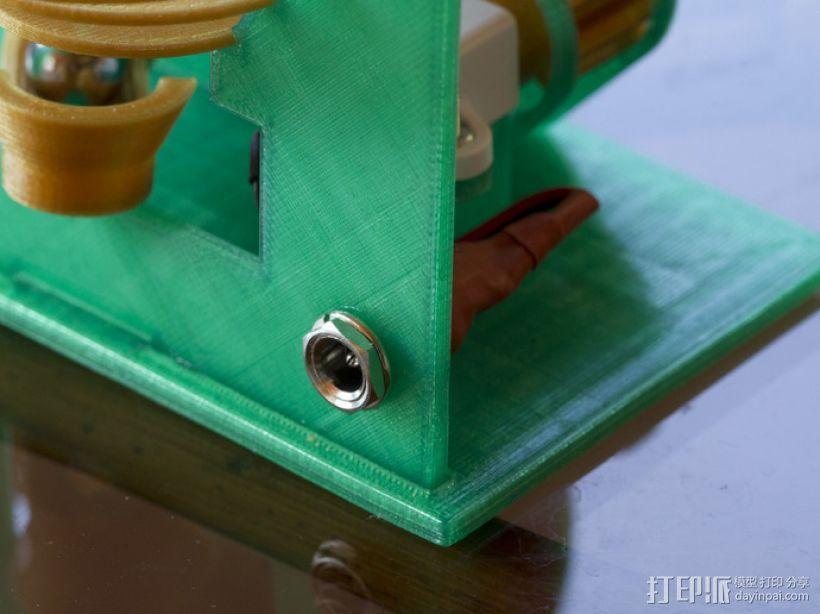 机械化联动装置 3D模型  图6