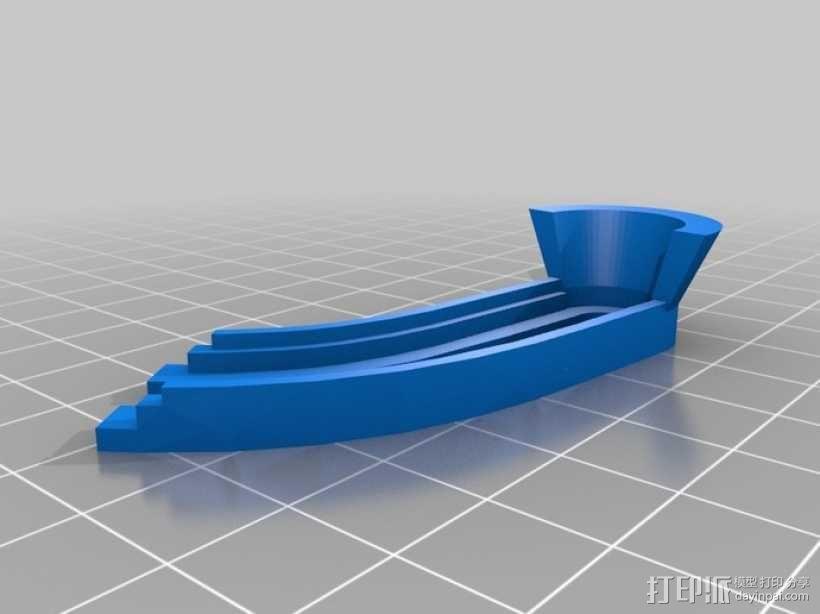 机械化联动装置 3D模型  图15