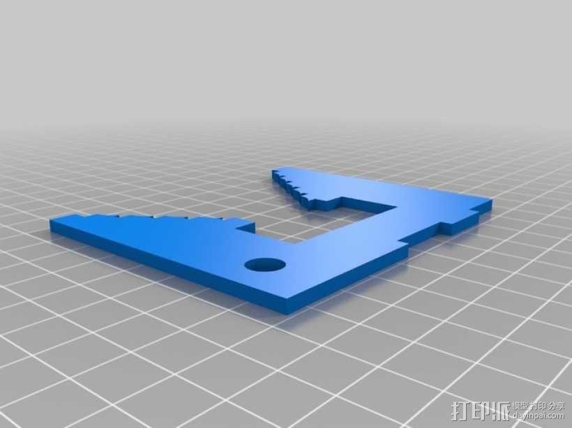 机械化联动装置 3D模型  图17