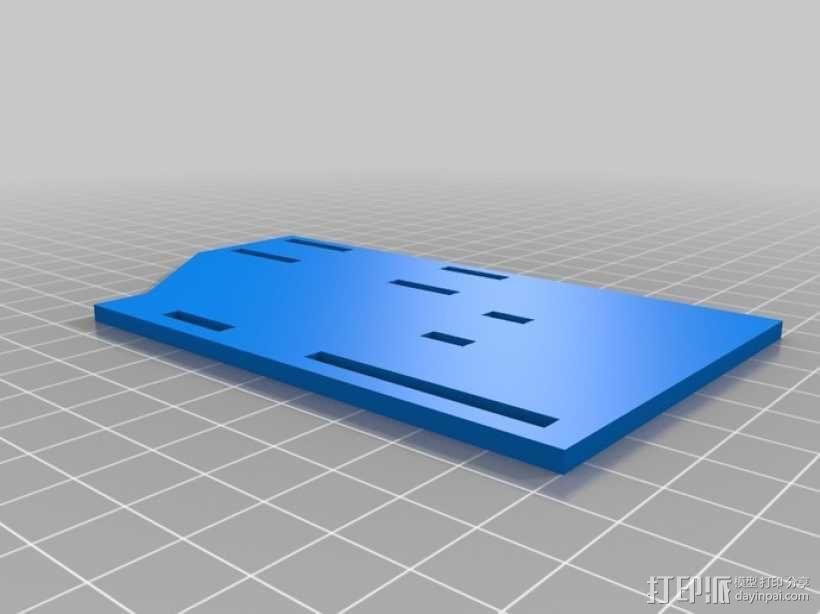 机械化联动装置 3D模型  图16