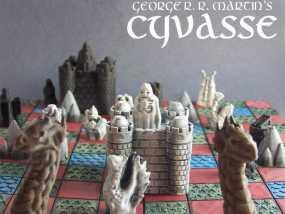 Cyvasse锡瓦斯棋(非官方游戏) 3D模型