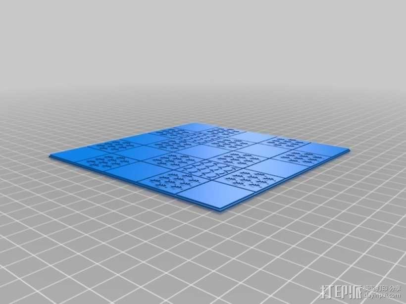 Cyvasse锡瓦斯棋(非官方游戏) 3D模型  图9