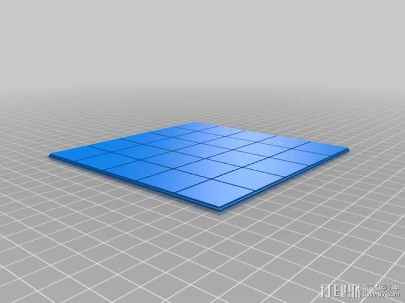 Cyvasse锡瓦斯棋(非官方游戏) 3D模型  图8